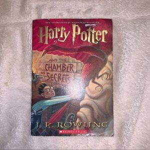 Harry Potter and the Chamber of Secrers Softcover